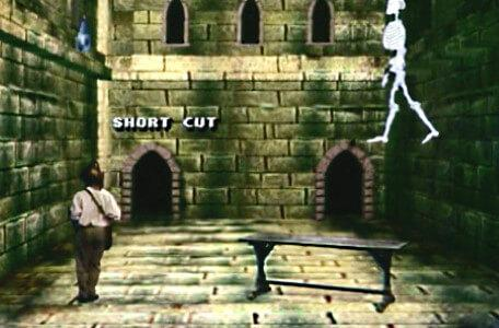 Knightmare Series 7 Team 7. Barry gets sustenance from water as his life force almost expires.