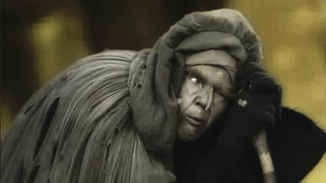 Mildread, the Crone. Played by Mary Miller.