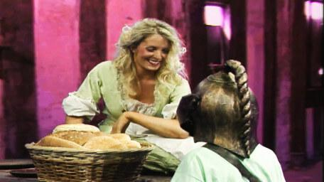 Marta the Tavern Maid, played by Jacquelin Joyce in Series 7 of Knightmare (1993).