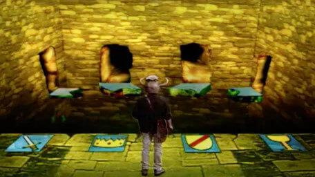 The Choice of Paths, as seen in Series 6 of Knightmare (1992).