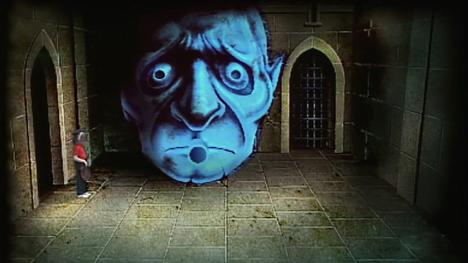 The Gargoyle Room, found in Level 3 during the early series of Knightmare.
