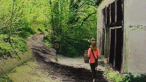 One of the clearings from Wolfglade, a settlement from Level 1 of Series 5 in Knightmare.