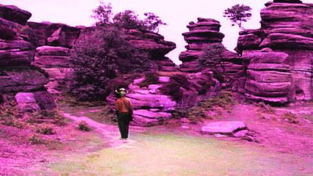 The Rocks of Bruin, as seen in Series 6 of Knightmare (1992).