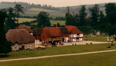 Weald and Downland Living Museum (Wolfenden)