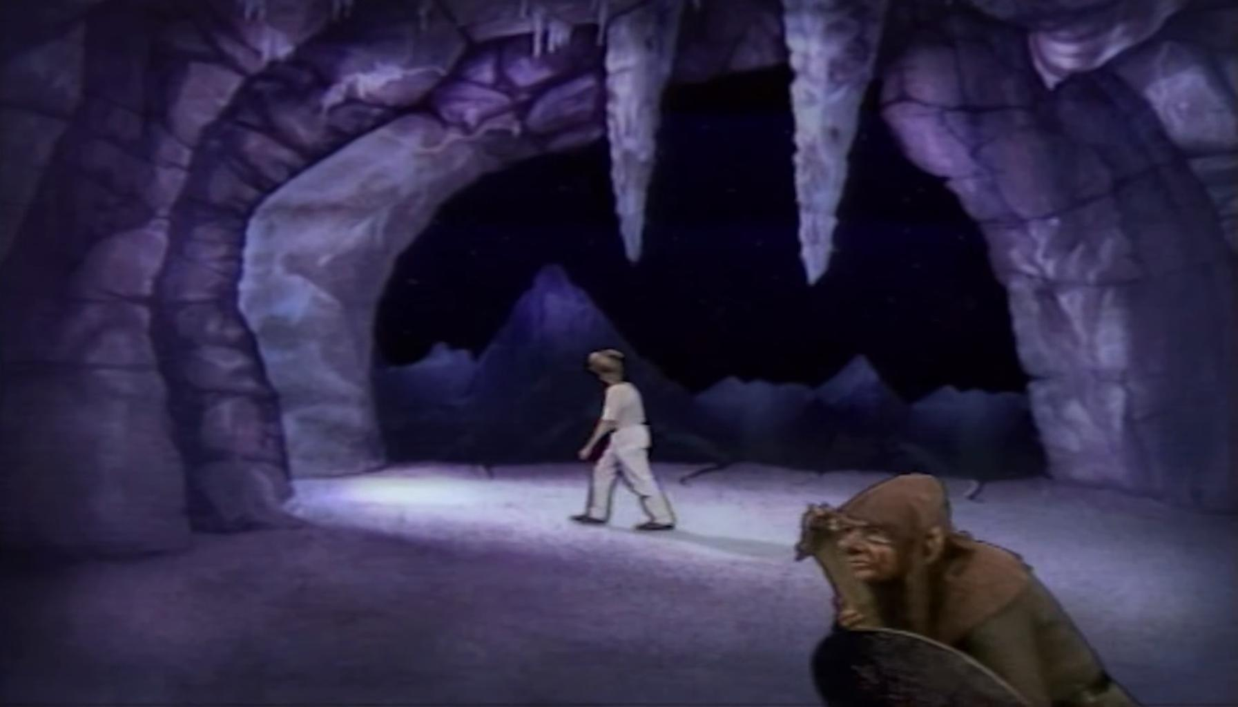 Series 3 Quest 2 - Level 2 - goblin in foreground