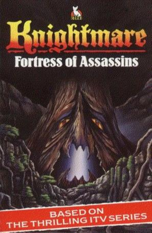 Cover of book 3: Fortress of Assassins