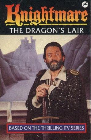 Cover of book 6: The Dragon's Lair