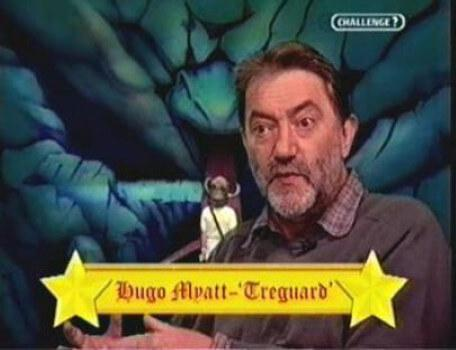 Challenge TV Documentary (2002). Hugo Myatt in a short documentary about Knightmare.