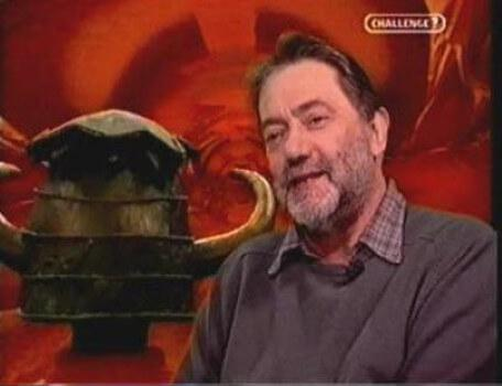 Challenge TV Documentary (2002). Hugo Myatt repeats his 'Ooh, nasty' catchphrase for a short documentary about Knightmare.