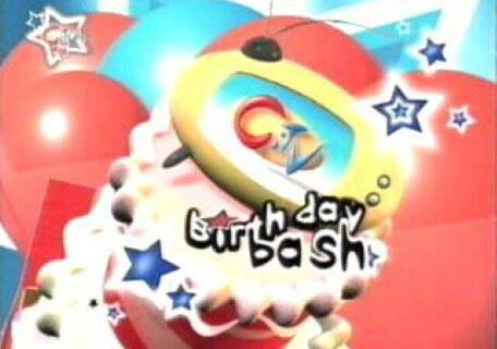 Knightmare on CITV's Birthday Bash (2003). A scene from the programme titles.