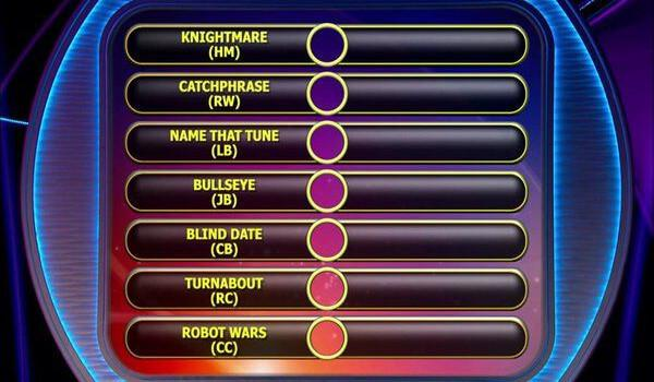 Knightmare's Hugo Myatt appears as an answer in a round on BBC show Pointless.