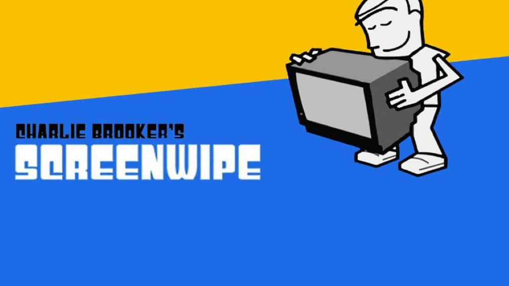 Banner for the BBC's Screenwipe.