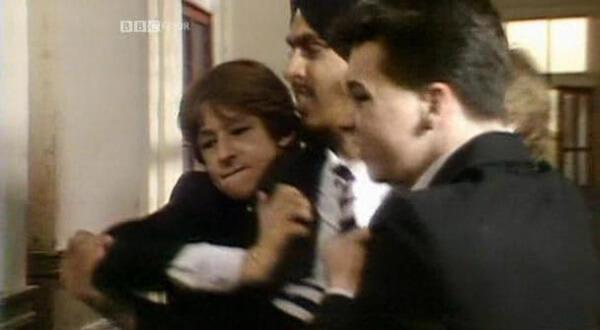 Children's TV on Trial (2007). Racial tensions in Grange Hill during the 1980s.