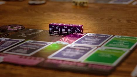 Board game close. Photo by Ryan Wallace on Unsplash.