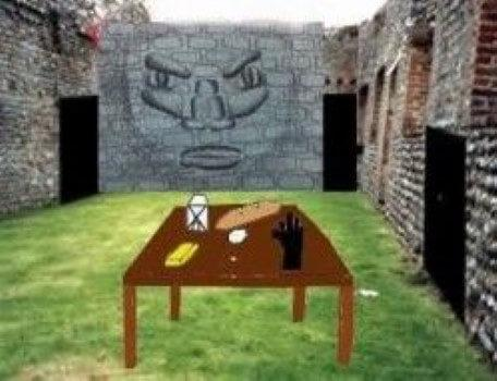 A clue room in the second season of the Knightmare RPG.