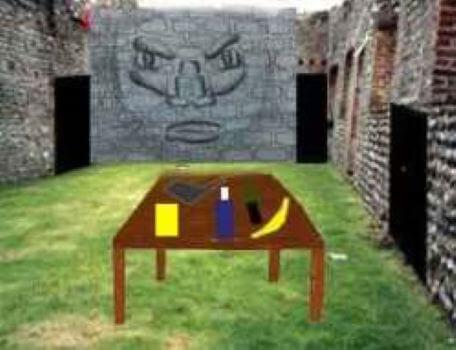 A Level 1 clue room in the second season of the Knightmare RPG.