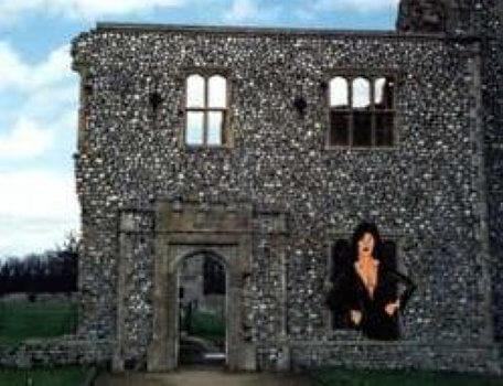 A lady at the castle in the second season of the Knightmare RPG.