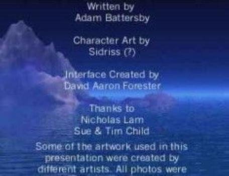 Credits in the second season of the Knightmare RPG.
