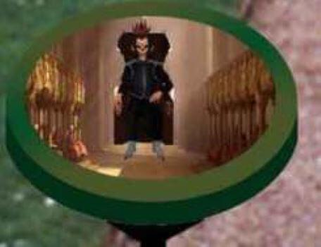 Looking through the spyglass in the second season of the Knightmare RPG.