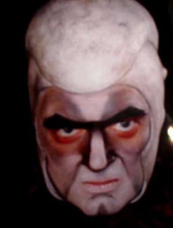 A 1994 character shot of Lord Fear (Mark Knight).