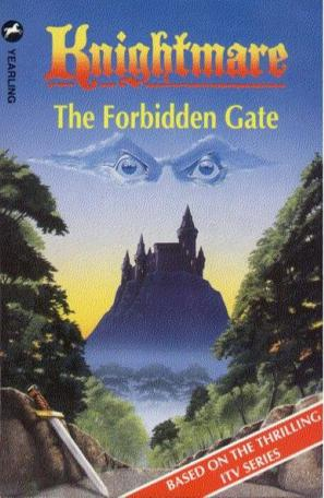 Cover of book 5: The Forbidden Gate