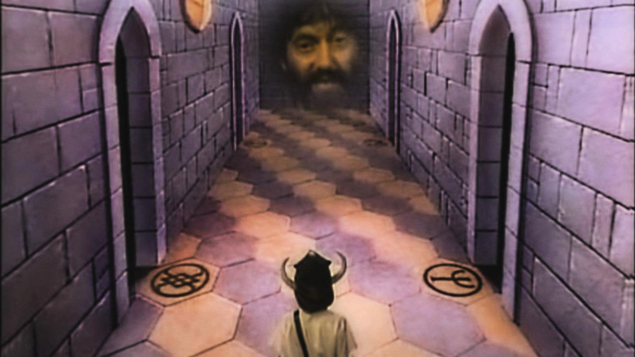 Series 1 Quest 1 receives a warning from Treguard in the Corridor of the Catacombs