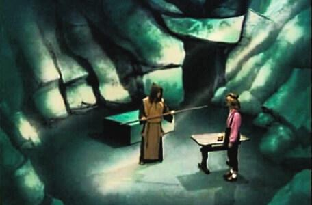 Knightmare Series 2 Team 2. Claire meets Cedric at the start of Level 2.