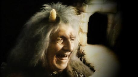 The Troll, as played by Guy Standeven in Series 2 of Knightmare (1988).