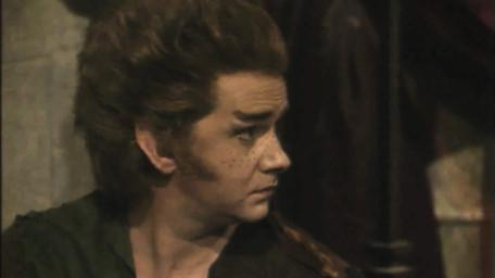 Pickle the Wood Elf, played in David Learner, as seen in Series 4 of Knightmare (1990).