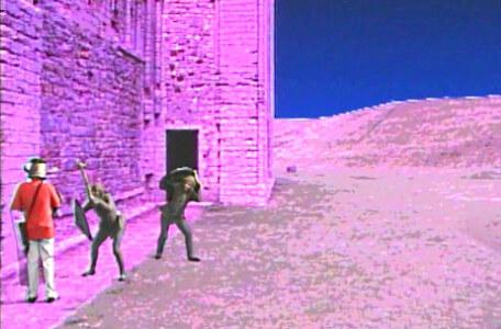 Knightmare Series 4 Quest 4. Goblins approach at the Fortress of Doom.