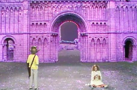 Knightmare Series 4 Quest 8. Giles finds Mellisandre in the ruins of Dungarth.