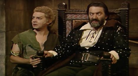 Treguard and Pickle looking scared