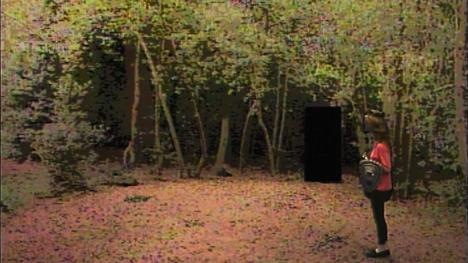 An area of The Greenwood, as shown in Series 5 (1991).