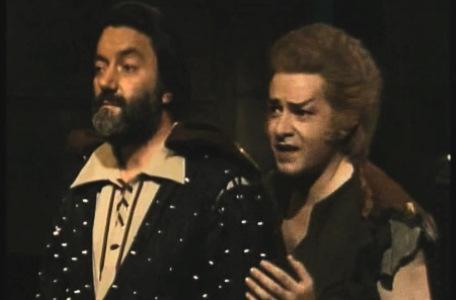 Knightmare Series 5 - End of series. A concerned Pickle remonstrates with Treguard about Lord Fear.
