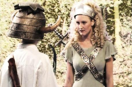 Knightmare Series 5 Team 6. Alex faces Gwendoline the Greenwarden.