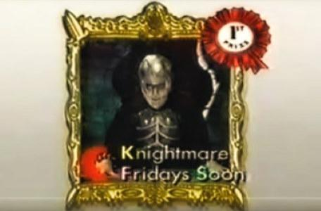 Children's ITV 1992: A promotional trailer for Knightmare Series 6.