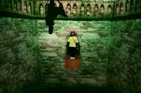Knightmare Series 6, End of Series. Chris resumes the quest from the end of the causeway.