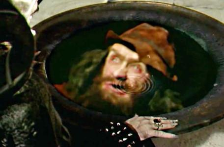 Knightmare Series 6 Team 5. Sylvester Hands reports to Lord Fear through his Pool of Voracity.