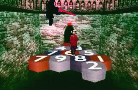 Knightmare Series 6 Team 5. The team makes short work of the Level 2 causeway.
