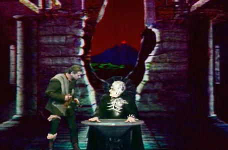 Knightmare Series 6 Team 5. Lord Fear and Skarkill in Mount Fear.