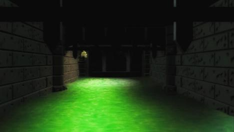 The Sewers of Goth, one of Lord Fear's defences in Series 7 and Series 8 of Knightmare.