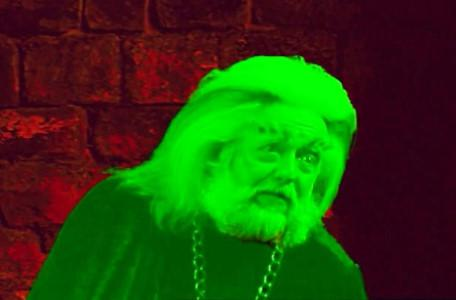 Knightmare Series 7 Team 2. Hordriss has turned completely green.