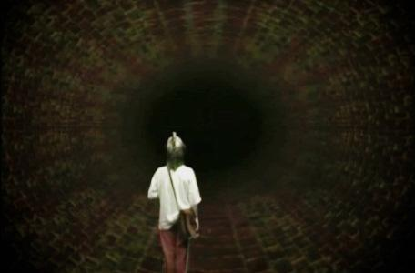 Knightmare Series 8 Team 5. Rebecca begins in an empty sewer pipe.