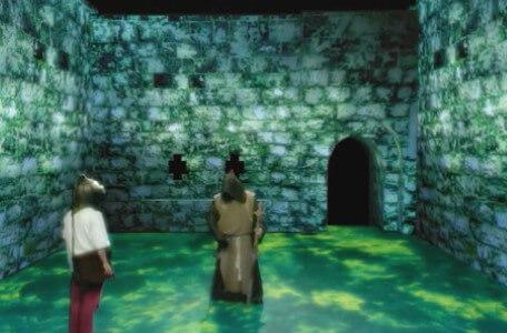 Knightmare Series 8 Team 5. Rebecca meets another mysterious monk who claims to be Brother Strange.
